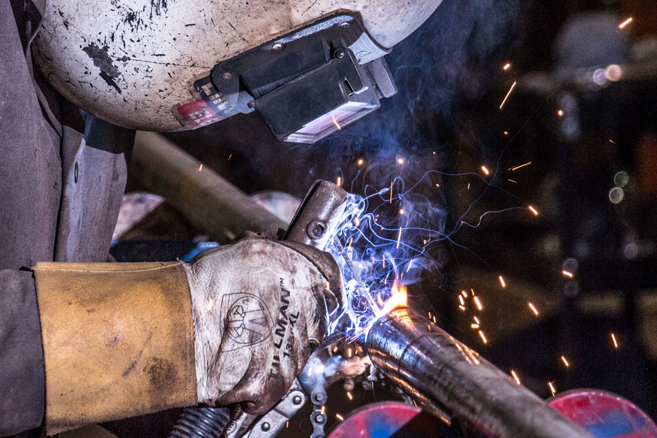 Welding and Fabrication in Prince George
